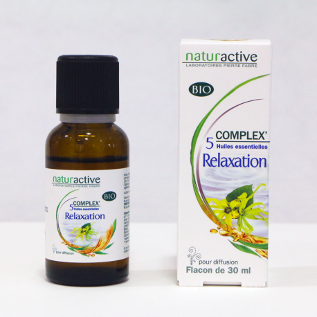 Complex' Relaxation  – Naturactive bio