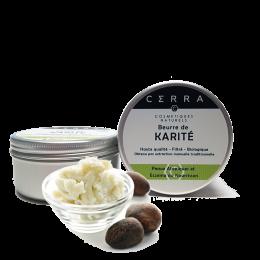 CERRA beurre de Karité Bio