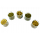 Infusion ou tisane Gastrite - brûlures d'estomac - présentation plantes unitaires